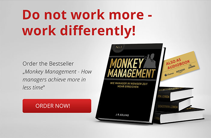 Monkey Management - Bestseller - Coaching - Berlin - Zürich